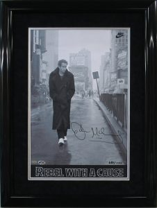 poster frames james dean rebel without a cause