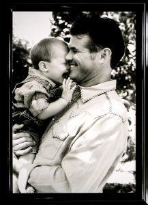 csd framed baby photos