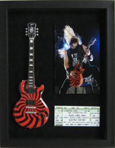 zakk wylde mini guitar